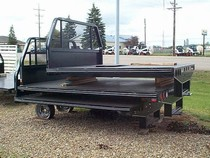 Triple C Pickup Flatbeds